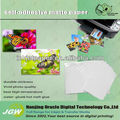 self adhesive paper , A4 115g,135g Sticker Glossy Photo Paper