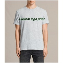 Free Sample Colors Design Your Own Logo Tops Cotton Custom T Shirt Printing