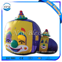 Lovely adult inflatable christmas cartoons, inflatable cartoons