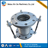 inside pressure axial bellows expansion joints