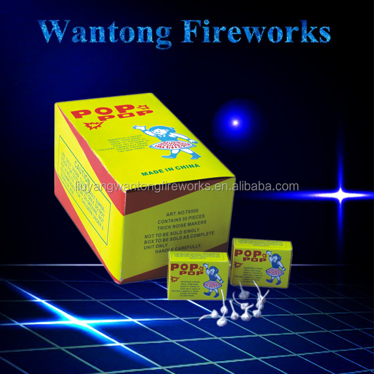 T8500 pop pop snaps crackers toy fireworks