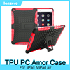 TPU PC Hybrid Armor Case For iPad 6/iPad air 2,Shock&Bump&Scratch-Resistant,Best Protector for Tablet