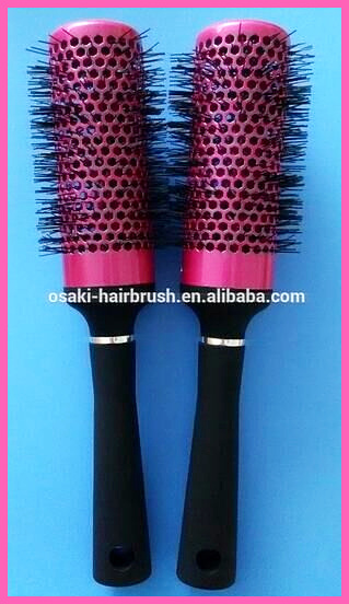 round vent ceramic brush bulk wholesale hair brush , round similar straight ceramic hair brush