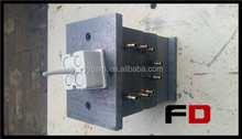 China Plastic injection mold making factory Outported junction box plastic injection mold