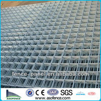 Good quality Deformed Steel Bar Welded Wire Mesh competitive price (Anping A.S.O Company)