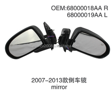 Auto Power Rear view Mirror Heated Car Outside Mirror 68000018AA 68000019AA for 07-13 Jeep Compass