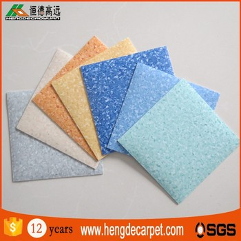 modern designed cheap anti slip pvc vinyl mats with plastic suface for nursing room