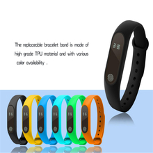 Mobile smart watch phones with heart rate monitor smart fitness sport wristband bluetooth best smart bracelet for mi band 2