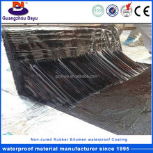 Strong Adhesive Waterproofing Materials Liquid Rubber Roof Coating