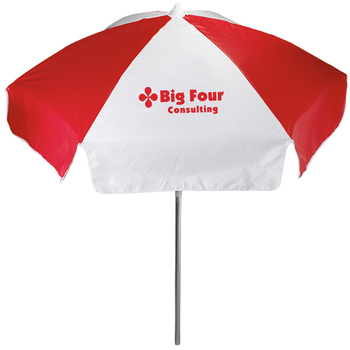 Werbe-Sport-großer Scooter Beach Fan Umbrella