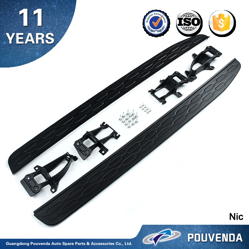 High Quality OE Style Side Step For Discovery 5 2017 Running Borad Original, Auto Accessories From Pouvenda