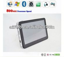 5 inch gps navigation wince 6.0 core version