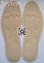 Liquid massage insoles/fashionable diabetic shoes/diabetic foot insoles