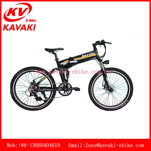 KAVAKI Folding electric bike cheap electric pocket bicycle electric bike two wheel