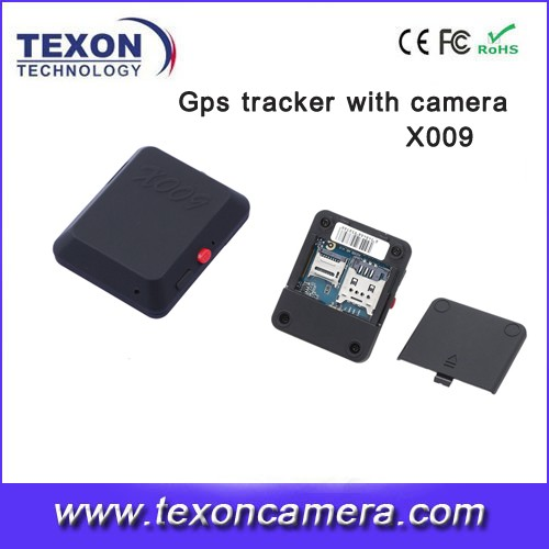 micro gps transmitter tracker gps tracker x009 with hidden camera sim card camera video and telephone