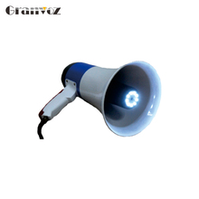 XB-73S-USB 45w mini rechargeable handheld car megaphone speaker with LED