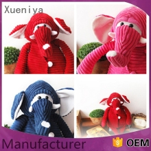 china supplier oem good quality economy wholesale stuffed toy dancing and singing plush elephant