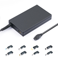 90W 19V USB universal laptop adapter with 10 tips Automatic Ultra For Home Use