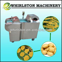 CE approved automatic spiral potato chip maker