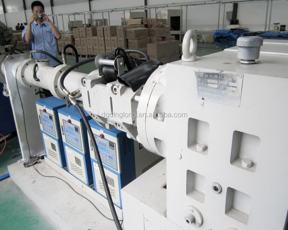 EPR CPE and EPDM Rubber Strip band Making Machine