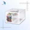 Best selling waterproof acrylic food display stand with logo