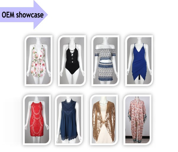 2015 Direct Clothing Factory Custom clothes Women Clothing Manufacturers