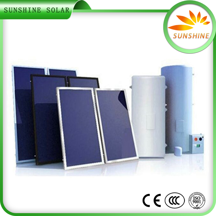 Best Price High Quality Solar Hot Water Systems Pressurized Split Solar Water Heater