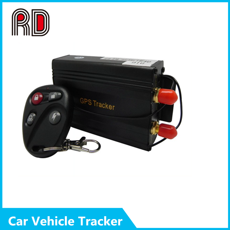 Tracker TK103B GPS vehicle Tracker engine immobilizer gps car tracker SMS/GPRS