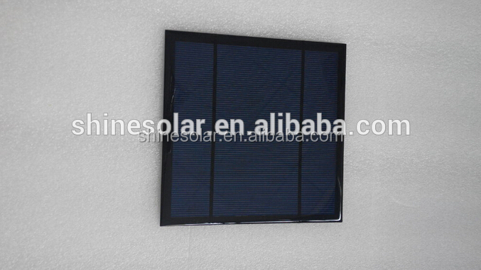 low price small size mini 12v 5w solar panel