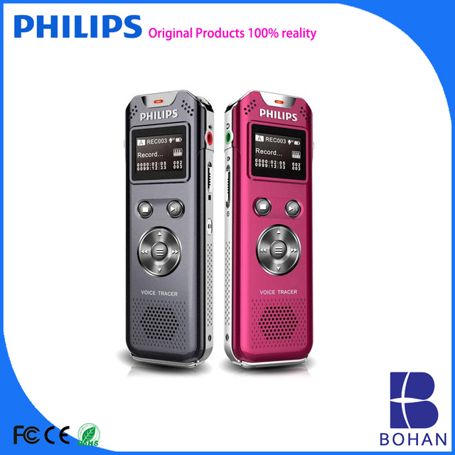 PHILIPS OEM High Quality Voice Digital Recorder for Music