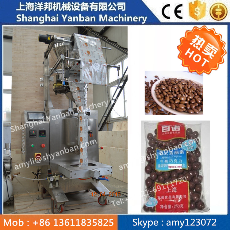 Shanghai factory high quality Automatic raisin Packing Machine,Bean Packaging Machine