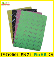 Non toxice eva foam paper with superior quality
