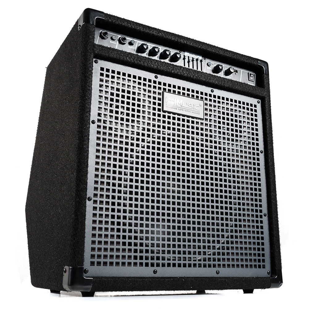 <strong>Musical</strong> Instrument 100W Blue tooth Drum Set Amplifier Keyboard Speaker