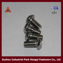 ISO7380 Hex Socket Button Head M4 Screw Standard Length