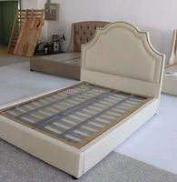 2015 the latest modern design, double bed bed bedroom furniture