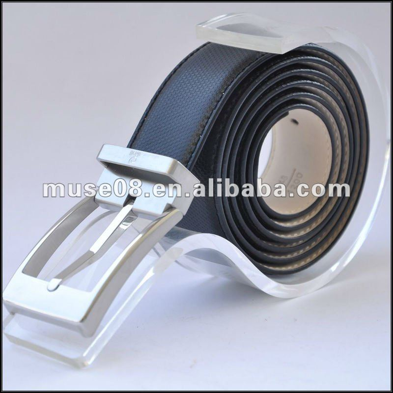 M8018A7 Fashion black leather belts argentina