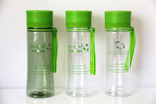plastic water bottle/ bpa free sports bottle /2014 Promotional items