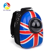 Luxury Dog Carrier Backpack For Small Dogs Cats Animals Breathable PC Pet Dog Outside Travel bag Portable Bag Cat Bags