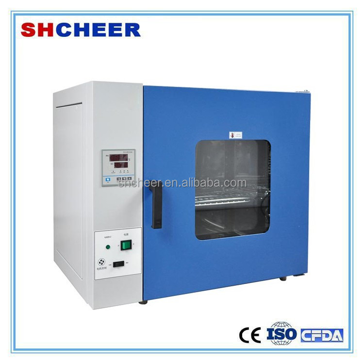 Lab high temperature laboratory hot air drying oven