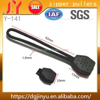 Custom high quality newest Popular plastic Zipper Puller