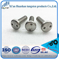 HOT SALE Tungsten balance weight screw/nut