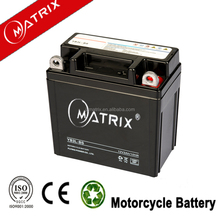 best selling motorcycle battery 12v 3ah with factory price
