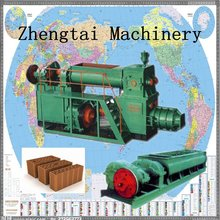 Best Seller Zhengtai Recommended High Output brick machine making clay brick machine with tunnel kiln