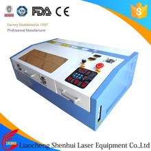 new design multi functioinal K40 40w mini laser engraver and cutting machine for seals crafts