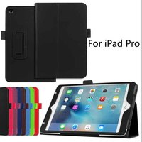 Flip Litchi Grain Leather Stand Cover Case For iPad Pro 12.9 inch