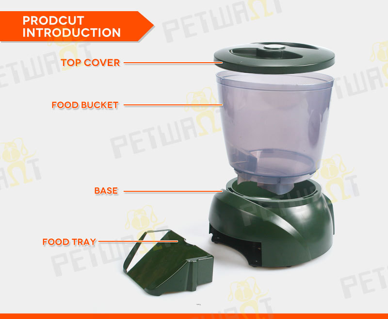 Large capacity fish farm pond automatic fish feeder buy for Automatic pond fish feeder