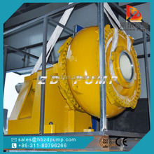 Centrifugal Gravel River Sand Suction Pump