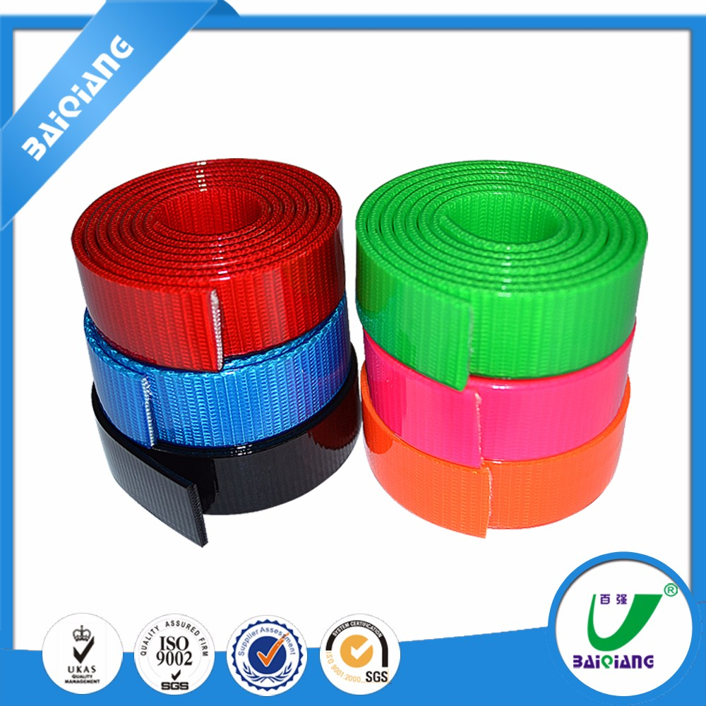 Wholesale Waterproof TPU Coated Nylon Webbing for Pet Dog Collar