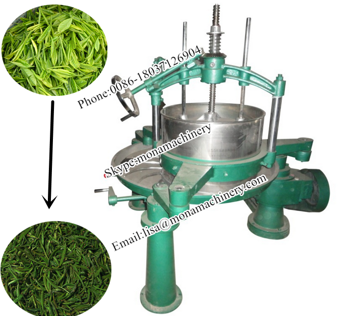 New Design Manual Type Tea Leaf Rolled Machine