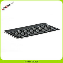 Portable Universal Super Slim Keyboard Aluminum Cover Wireless Keyboard for laptop pc